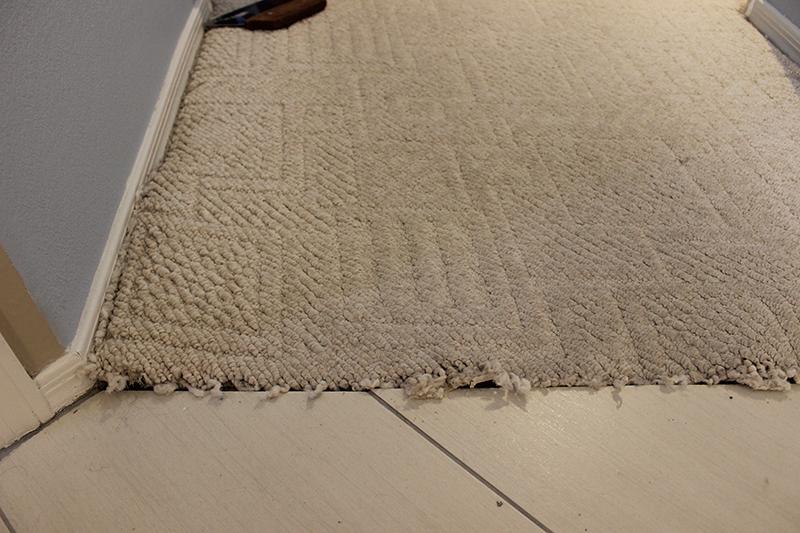 Carpet To Tile Transition Seattle Carpet Repair Stretching